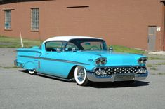 1958 Chevy Impala Mild custom