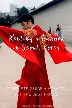 Renting a hanbok in Seoul is super fun and memorable. Learn how to wear one + where and how to get the best prices in this complete guide. #seoultravel #koreatravel #hanbokrental #hanbokrentalseoul Travel Advice, Travel Guides, Travel Tips, Travelling Tips, Budget Travel, China Travel, Japan Travel, Travel With Kids, Family Travel