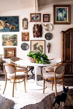 Find ideas and inspiration for Dining Table set Ideas to add to your own home. #LampBedroom