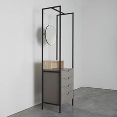 Alexandra mirror drawers by MannMade London
