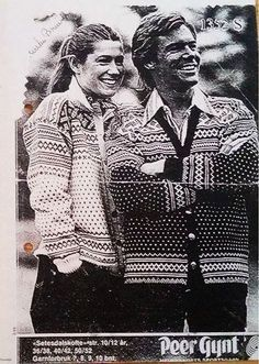 Setesdal 1352 S Vintage Knitting, Scandinavian, Knitwear, Jumpers, Pattern, Sweaters, Fashion, Tricot, Moda