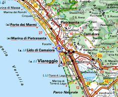 this is  the #Versilia coast