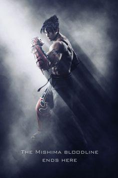 16 Best Tekken Images In 2019 Print Artist Jin Kazama Cool Artwork