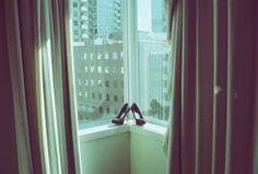 window heels