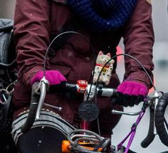 #BikeNYC: New York Bike Portraits
