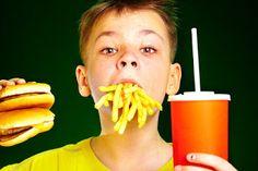 Sağlık Galeri: Düzensiz beslenmek çocukların kalbini yoruyor