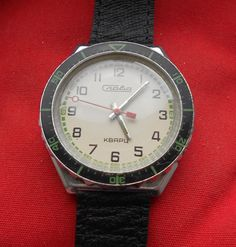 Maritime Analytical Vintage Russian Soviet Ship Wall Clock Xii Hours Dial Ussr Cccp Naval Marine