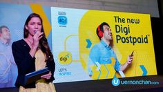 New Digi Postpaid gives you up to 20GB of data