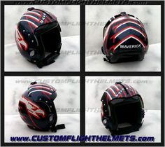 Precise USA hand crafted reproduction of Top Gun Maverick Helmet  Custom order your Top Gun Helmets at  http://customflighthelmets.com/ or email info@customflighthelmets.com for more information. Sizes M and L available.