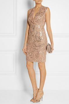 Jenny Packham|Embellished tulle dress|NET-A-PORTER.COM