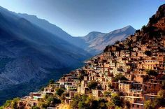 Hewrâman (Kurdish) or Ōrāmān (Persian) is a mountainous Kurdish region located within the provinces of Kurdistan and Kermanshah in western Iran and in north-eastern Iraq. The Population of this Area still practice old Mithraic Rituals.