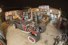 Kiwi Kev's backyard Hot Rod Shop. - The Garage Journal Board