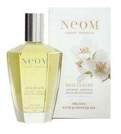 Neom Bath Oil - Real Luxury