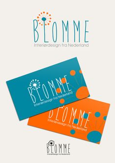 Logo design for Blomme by goreta