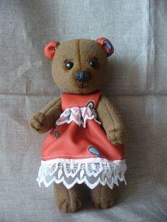 Медведь Маша