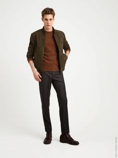 Gant Rugger Fall/Winter 2015 Collection   Male Fashion Trends