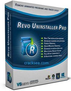 Revo Uninstaller Pro v3.1.6 Crack + Activation Key Free Download