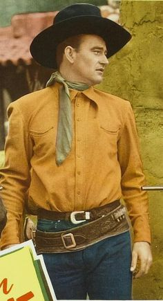 John Wayne The Desert Trail 1935                                                                                                                                                                                 Plus