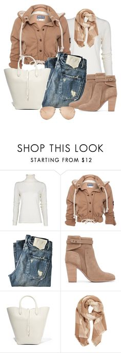 """""""Untitled #1330"""" by gallant81 ❤ liked on Polyvore featuring MANGO, KING, Vince Camuto, 3.1 Phillip Lim and Linda Farrow"""