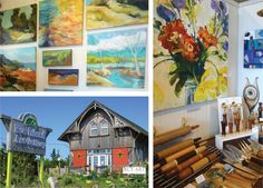 Hatteras Art Galleries - THE CREATION OF ART AND FRIENDS