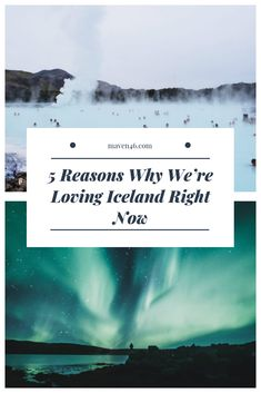5 Reasons Why We're Loving Iceland Right Now We Are Love, Travel Design, Volcanoes, Right Now, Far Away, Iceland, Europe, Times, Country