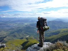 The Rim of Africa is one of the longest hikes on the continent, but can be tackled in nine week-long sections. Photo from Rim of Africa. Best Camping Gear, Camping Places, Tent Camping, Camping Tips, Backpacking Trails, Hiking Trails, South Afrika, Romantic Camping, Yosemite Camping