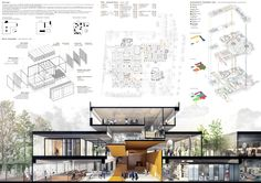 YAC -Space to Culture   First prize project   Bruxelles team