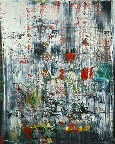 Ice (2) by Gerhard Richter