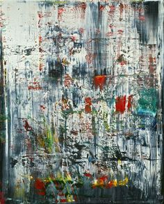 Gerhard Richter  German, born 1932, Ice (2) Art Institute of Chicago...one of my favorite paintings there