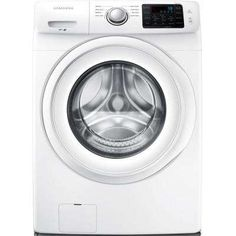 4.2 cu. ft. High-Efficiency Front Load Washer in White, ENERGY STAR  $499.00