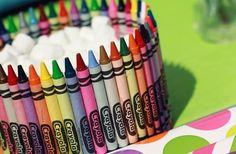 kindergarden Graduation Wreath Ideas | Craft Table Centerpiece {Art} - Tip Junkie