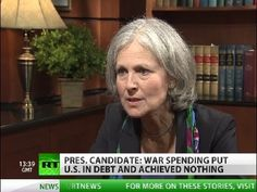Green Party Presidential candidate Jill Stein discusses how the 'US political system is hostile to Americans.' http://www.jillstein.org/green_new_deal