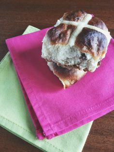 Tè verde e pasticcini: { Easter } - HotCrossBuns