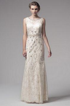 KCW1501 Ivory Lace Wedding Dress by Kari Chang Eternal