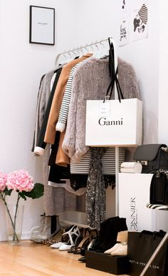 #Closet ideal para espaços pequenos.