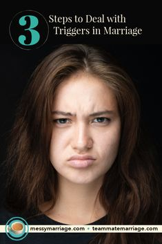 Is your spouse triggering you and your wounds? It's more common than you might imagine but harder than ever to know how to deal with this emotional surge when it happens. Click to learn 3 tips for dealing with them! #tips #trigger #triggered #anger #angry #emotions #emotion #emotional #conflict #encouragement #spouse #marriage #inspiration #inspirational #quote #communication #boundaries Communication In Marriage, Conflict Resolution, Encouragement, Relationship, Shit Happens, Relationships