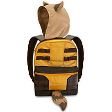 Rocket Hooded Backpack - Guardians of the Galaxy