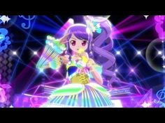 PriPara Episode 93 - Pinon - Charisma~ and GIRL ⭐ YEAH!! - YouTube