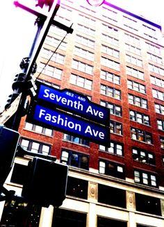 Fashion Ave.