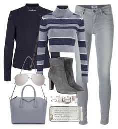 """""""Untitled #9201"""" by katgorostiza ❤ liked on Polyvore featuring STELLA McCARTNEY, Paige Denim, L'Autre Chose, Givenchy, Yves Saint Laurent, Free People, Marc by Marc Jacobs, women's clothing, women and female"""