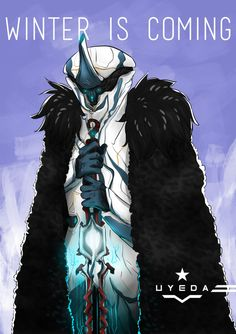 Frost - Warframe by MajorRaidenovitch
