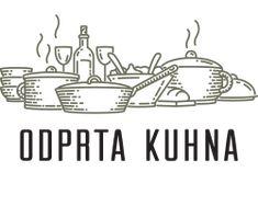 Odprta kuhna Logo