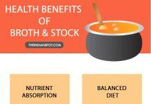 HEALTH BENEFITS OF BROTH AND STOCK