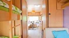 Decorar y reformar una caravana - Interior