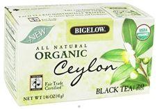 Zoom View - All Natural Organic Black Tea