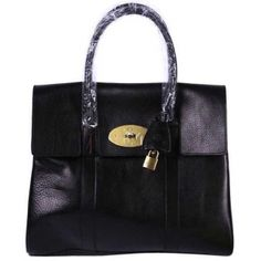 Mulberry Standard Bayswater Leather Shoulder Bag:£206 - Mulberry Outlet Locations UK
