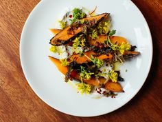 Chef Brendan McHale Brings a Little River to the Big City - feature for the Village Voice.