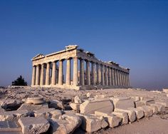 Experience the breathtaking Acropolis of Athens, Greece during a semester abroad at HUG! Places Around The World, Travel Around The World, Around The Worlds, Great Places, Places To See, Beautiful Places, Dream Vacations, Vacation Spots, Athens Greece