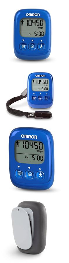 Pedometers 44077: Omron Hj325 Alvita Ultimate Pedometer Blue -> BUY IT NOW ONLY: $36.02 on eBay!