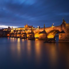 Prague by Martin Rak on 500px